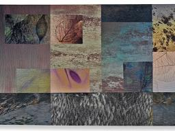 """Lament on a Wide Expanse of Plain"" by Michael James is now showing at the International Quilt Study Center & Museum on East Campus."