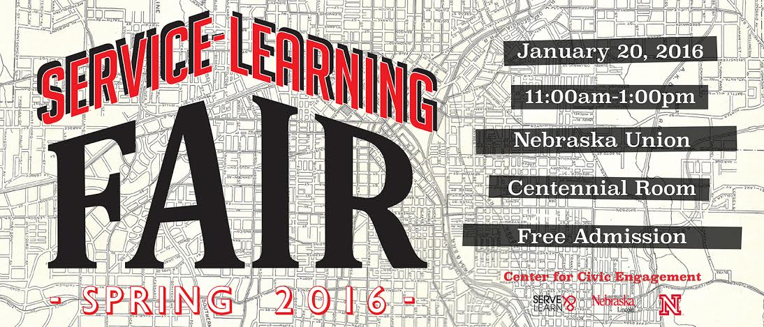 Spring Service-Learning Fair