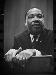 Martin Luther King Jr. (Library of Congress)