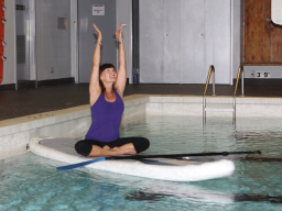 Stand-Up Paddleboarding class begins Mar. 1