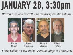 The Fishes of Nebraska Authors