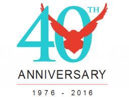VIsion Maker Media 40th Anniversary Logo