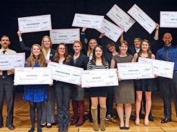 Elevator Speech Contest Winners