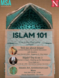 ISLAM 101 -- 3-day crash course on Islam