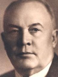 George E. Condra portrait