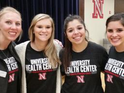 Become a University Health Center Wellness Advocate or Healthy Husker!