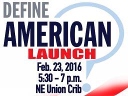 Define American Chapter @ UNL