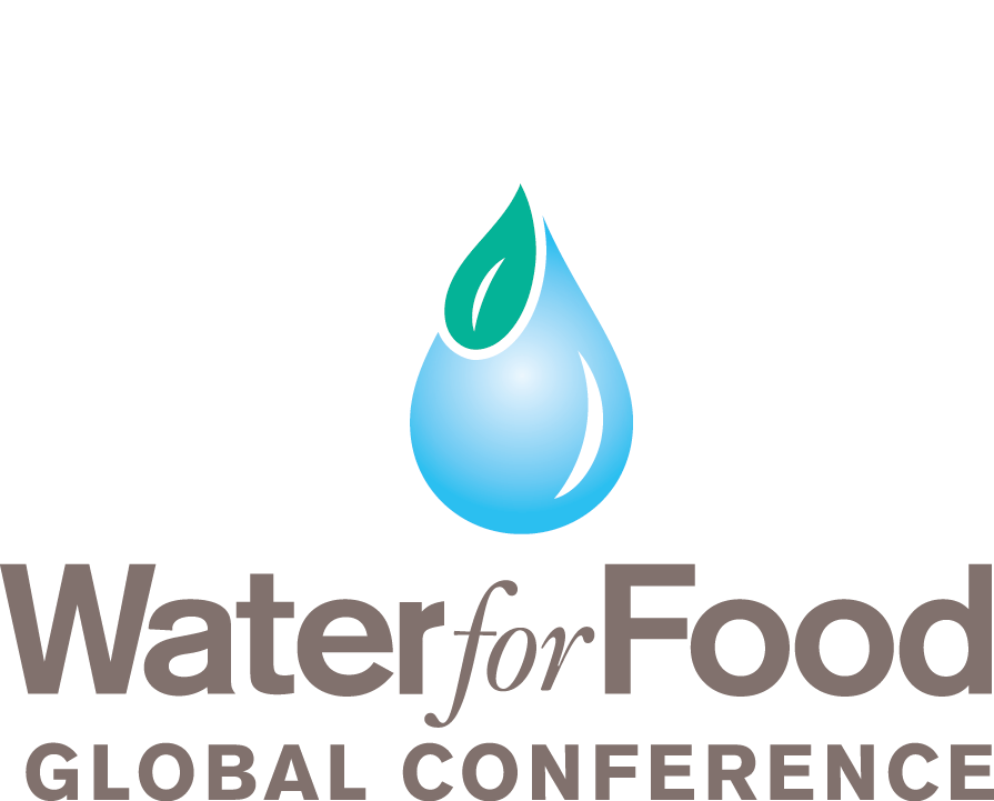 Water for Food Global Conference logo
