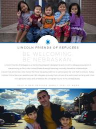 Volunteer or Earn Credit with Lincoln Friends of Refugees