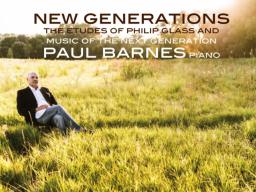 Paul Barnes CD Cover