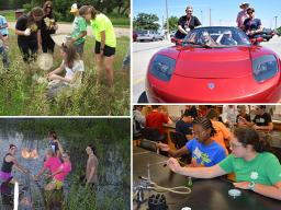 YNS offers a variety of science summer camps in Nebraska