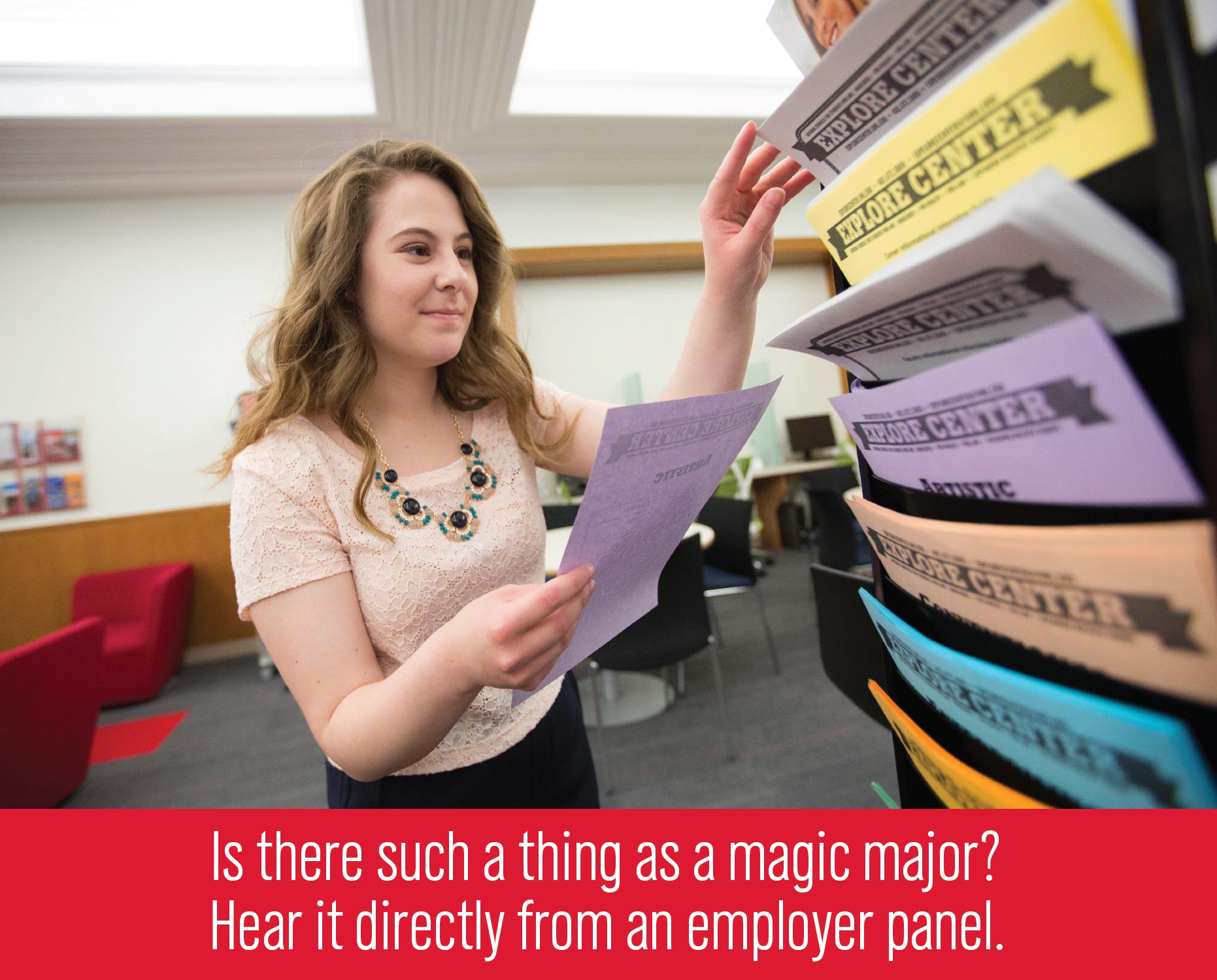 Hear from an employer panel what they look for in applicants.