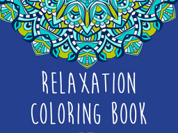 Relax and Color!