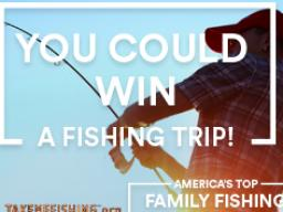 Vote for your top place to fish