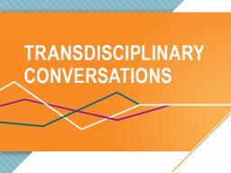 Transdisciplinary Conversations at KANEKO, March 10