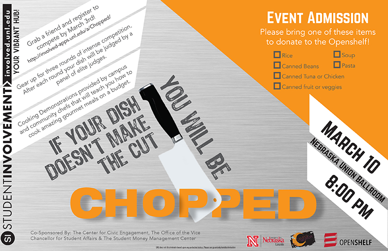 Chopped Poster