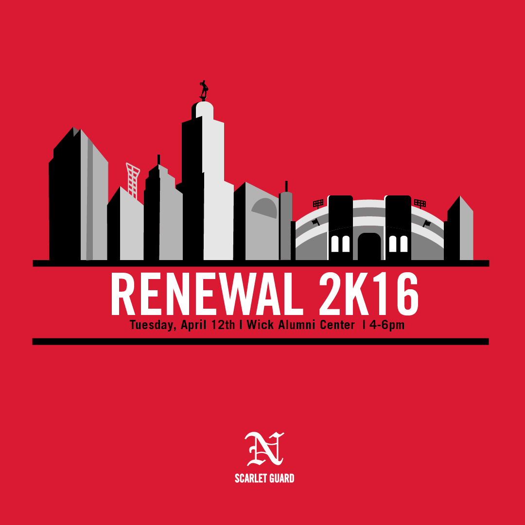 Scarlet Guard Renewal Event