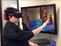 Use of the Oculus Rift