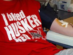 The UNL Spring Blood Drive is 10 a.m. to 6 p.m. April 4-7.