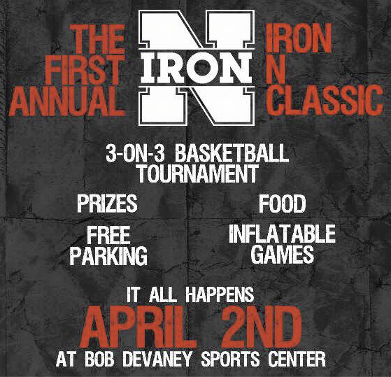 The First Annual Iron N Classic