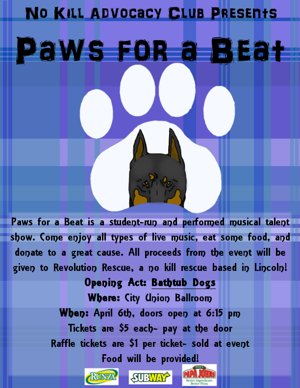 Paws for a Beat