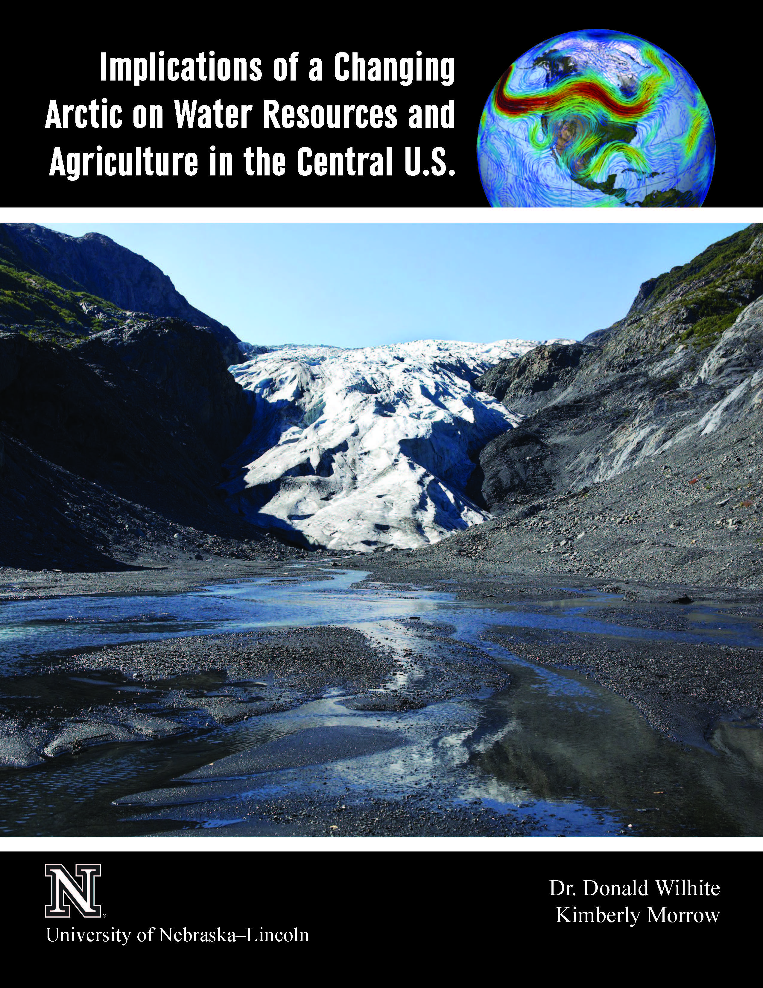 New Report Details Impact of Changing Arctic on Central U.S. Agriculture and Water Resources