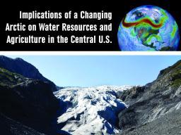 Arctic Report Cover