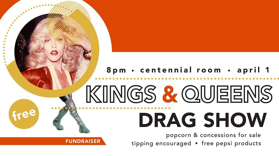 Come enjoy a free night of delectable drag!