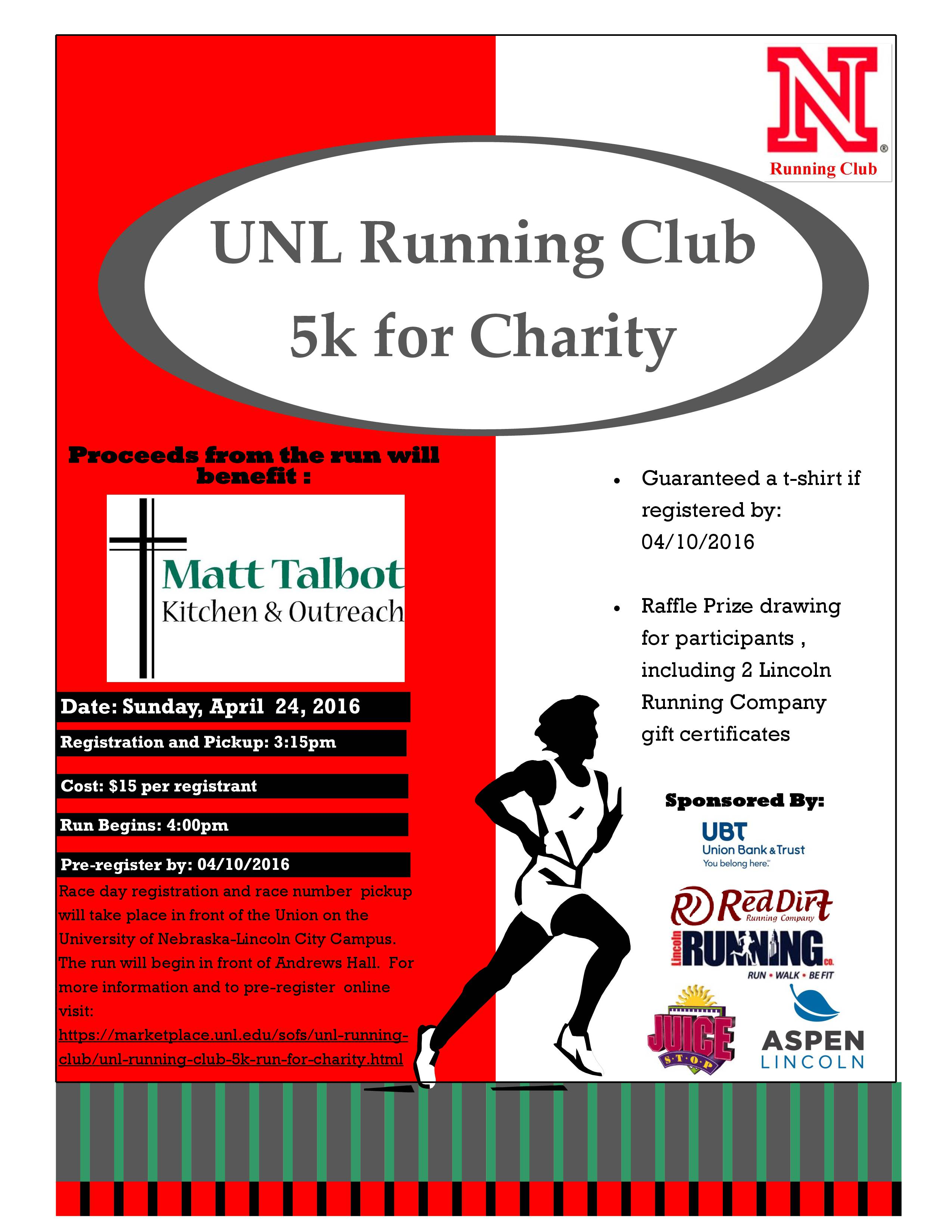 5k for Charity