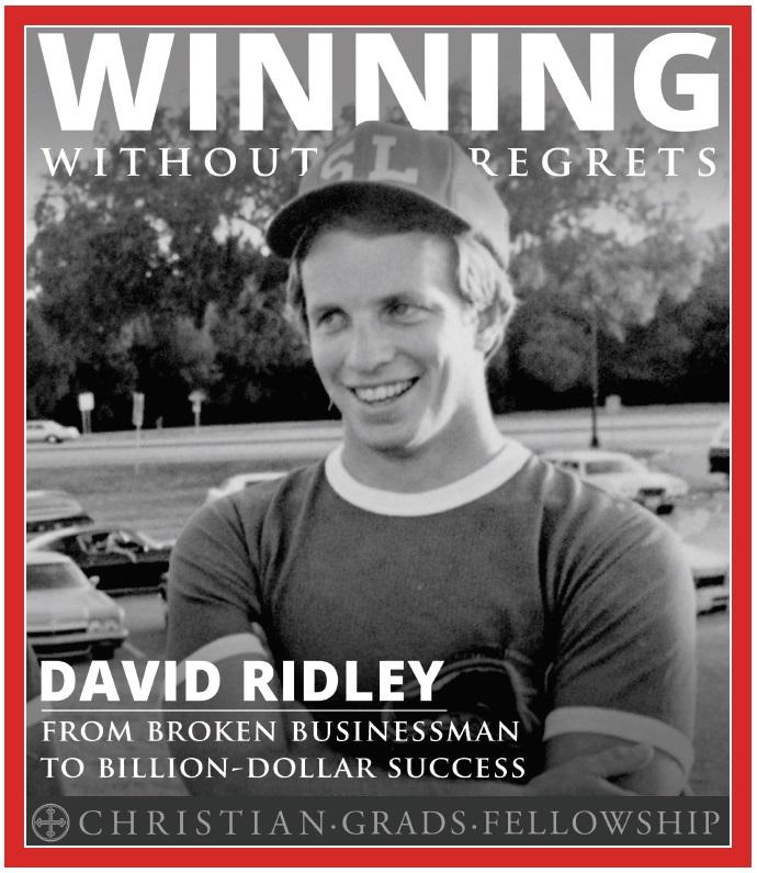 Winning Without Regrets - David Ridley