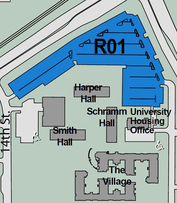 Apartments Near University Of Nebraska Lincoln: Convenience Highlights New Resident Parking Permits: R-1