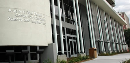 UNL's Schorr Center for Computer Science and Engineering