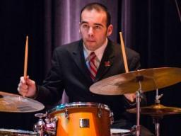 Glenn Korff School of Music student Zach Paris has been honored with a DownBeat Award for Blues/Pop/Rock Soloist Graduate College Outstanding Performances.