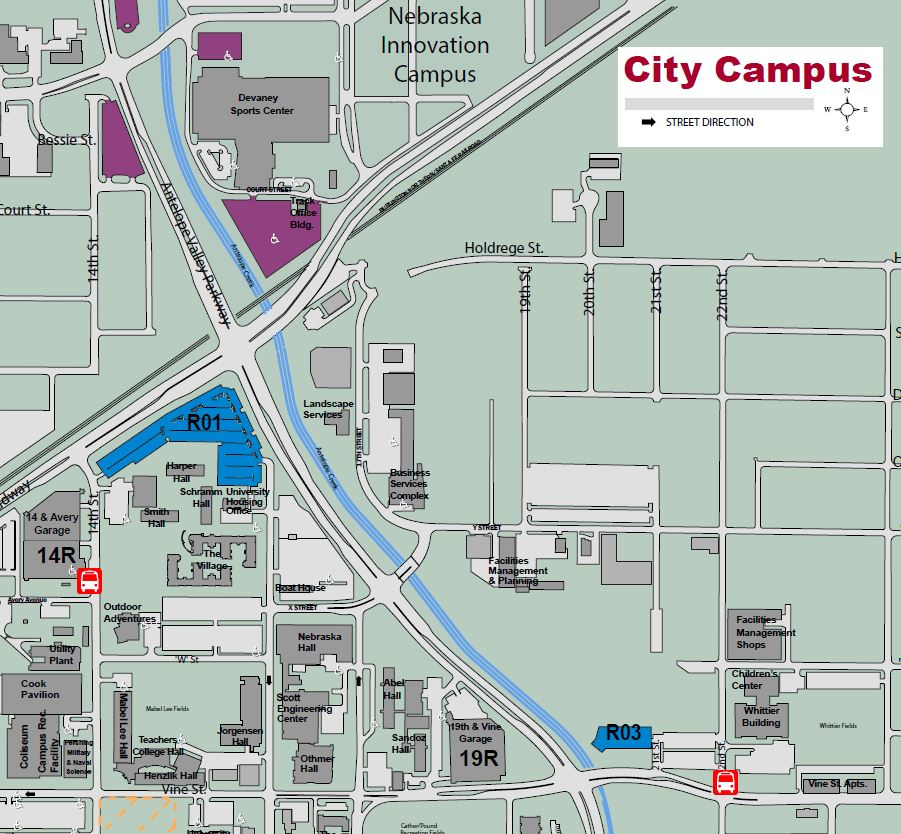Unl Parking Map Summer Semester changes set for perimeter parking and campus bus