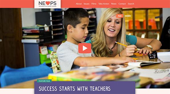 Nebraska Loves Public Schools