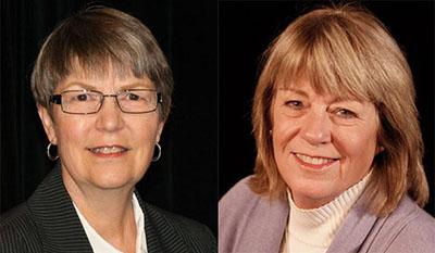 L: Brown; R: Christensen
