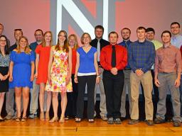 Nearly 50 SNR students graduated this spring.