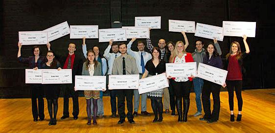 SNR Elevator Speech contest winners announced