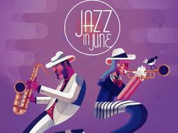 Jazz in June begins June 7 in the Sheldon Museum of Art's sculpture garden at 12th and R sts.