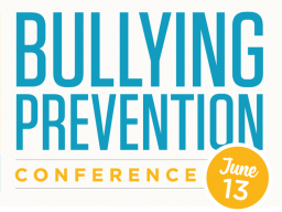 Limited registration available for bullying prevention conference.