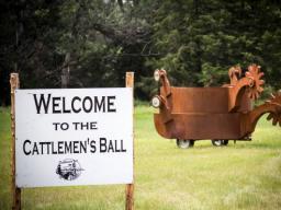The 2016 Cattlemen's Ball will be June 3-4 near Princeton, Neb.