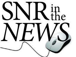SNR was in the news in April.