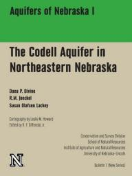 """Aquifers of Nebraska I: The Codell Aquifer in the Northeastern Nebraska"" is now available."