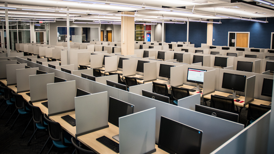 The University of Nebraska-Lincoln launched its Digital Learning Center (DLC) this month.