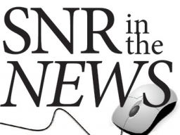 Faculty, staff and centers from the School of Natural Resources were in the news in May.