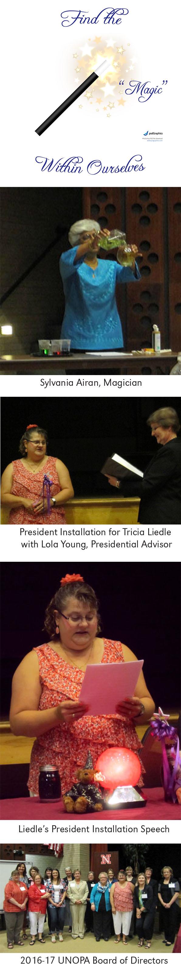 Liedle's installation