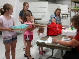 4-H & FFA static exhibits do not preregister, but MUST be physically checked in during Static Exhibit Check-in on Tuesday, Aug. 2 between 4–8 p.m. at the Lancaster Event Center, Lincoln Room.