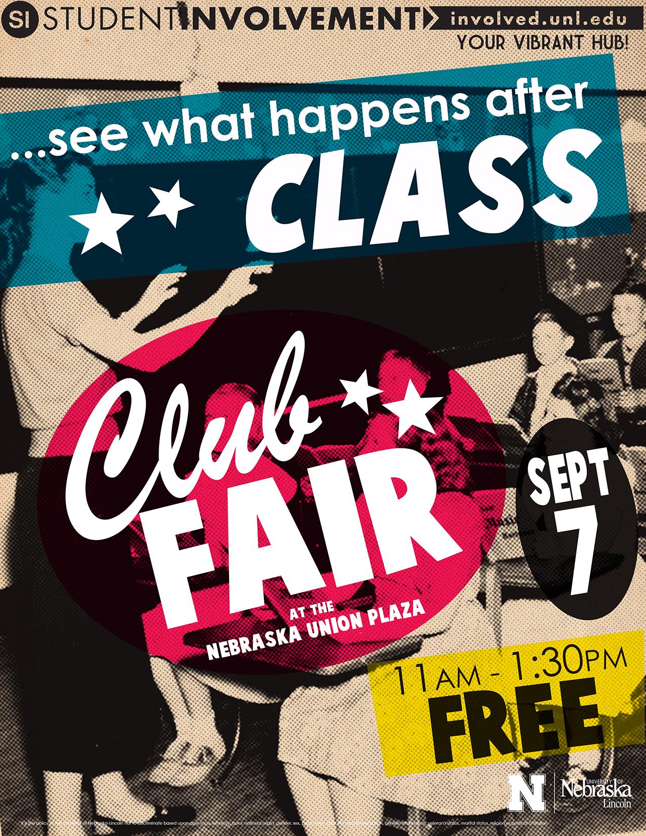 Club Fair 2016