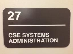 CSE Systems Administration is now hiring student workers.