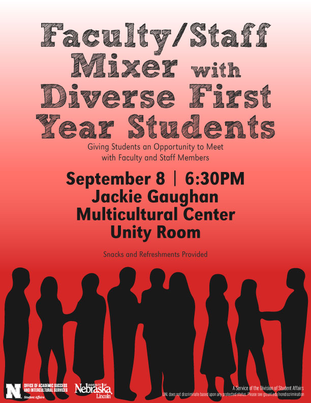 Faculty/Staff?Student Mixer